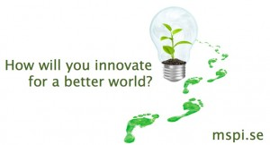 MSPI - How will you innovate for a better world?