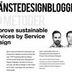 MSPIs Aaron and Mark interviewed by Service Design Blog