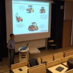 Dynapac guest lecture at BTH